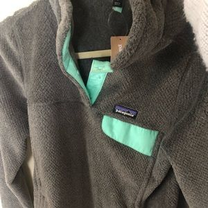 Patagonia Snap Re-tool sweater